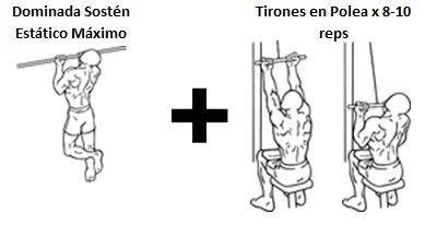Dominada-Tirones