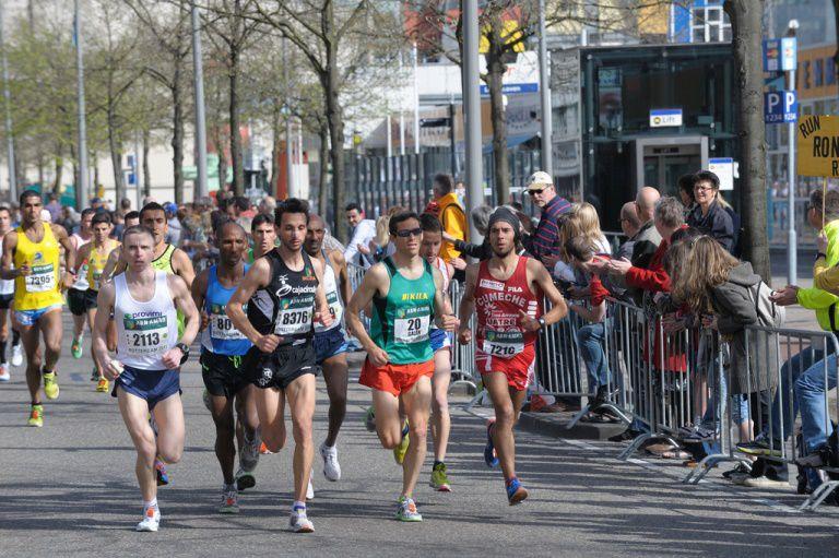 Rotterdam Marathon 2011, 10-04-2011