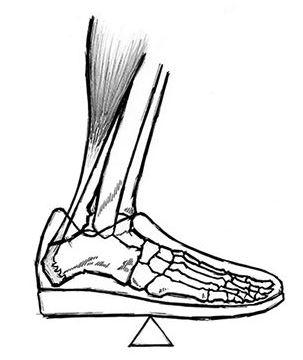 mid-foot
