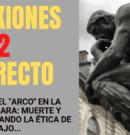 Reflexiones N° 12. ¡En Vivo! Manteniendo el «Arco en la Espalda», Barbijo: Muerte y Ejercicio, Ética del Trabajo…